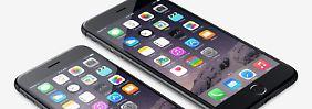 Auf Kosten von Android: iPhone 6 macht Apple wieder stark
