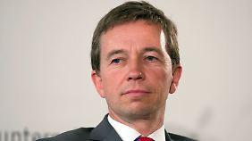 Die Geister, die er rief... Bernd Lucke gehört mittlerweile zum liberalen Flügel der AfD.
