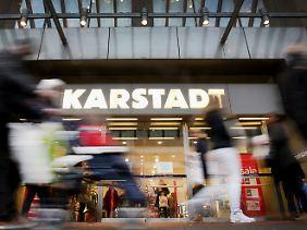 Karstadt steht vor einer harten Sanierung.