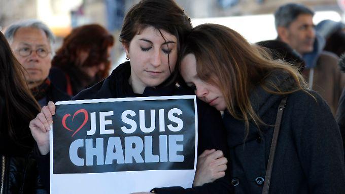 Islamistische Attentäter kommen ihrem Ziel näher: Angst und Schrecken verbreiten.