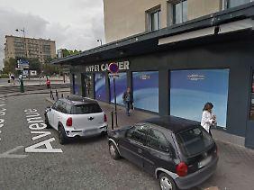 Das Foto zeigt den Supermarkt auf einer Aufnahme aus dem Online-Kartendienst Google-Streetview.