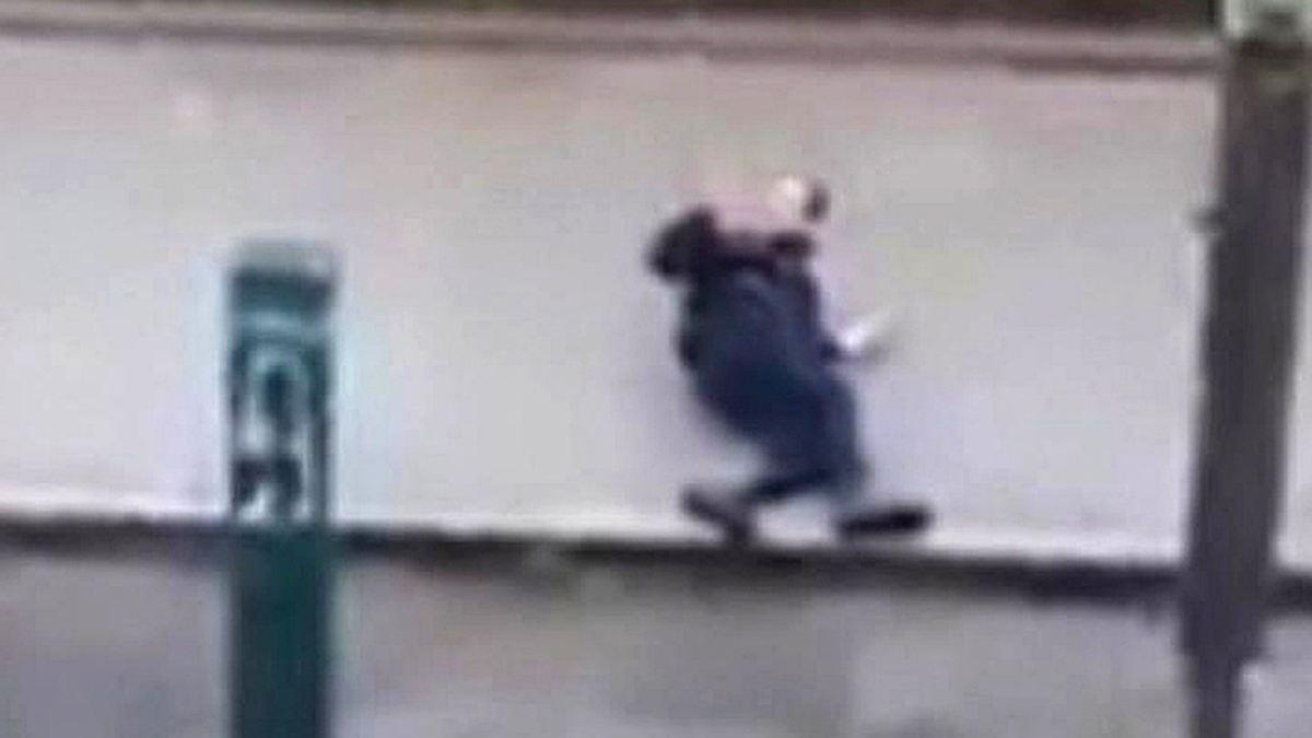 Ermordet Von Paris Attent 228 Tern Polizist Ahmed Wird Zum