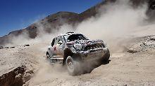Mini All4 Racing von Nasser Al-Attiyah.