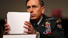 FBI gibt Empfehlung: Petraeus droht Anklage nach Sex-Affäre
