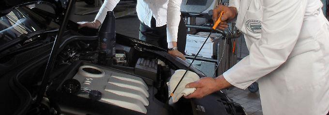Wechsel vor dem Winter: Öl kann Motor schädigen - n-tv.de