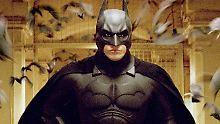 Wer verbirgt sich hinter der Maske?: Batman-Erfinder posthum geehrt