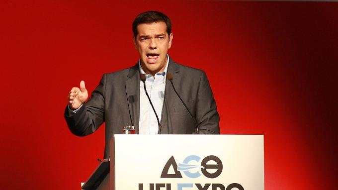 Syriza-Chef will von Deutschland Reparationen für den 2. Weltkrieg einfordern.