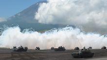 Ende des Pazifismus: Japan setzt Rekord-Militärbudget fest