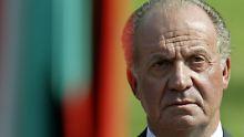 Neues Ungemach fürs Königshaus: Juan Carlos muss DNA-Test ablegen