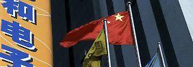 Investoren halten sich in China zurück.