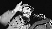 Zum Tod von Fidel Castro: Die letzte Ikone der Revolution tritt ab