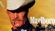 Darrell Winfield verkörperte über zwanzig jahre lang die Figur des Marlboro-Manns.