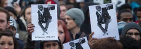"""Tod im Plattenbau-Viertel: """"Ich bin Khaled"""" - Dresden ehrt Asylbewerber"""