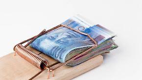 Kredite in Schweizer Franken: Einige deutsche Kommunen trifft Währungsaufwertung hart