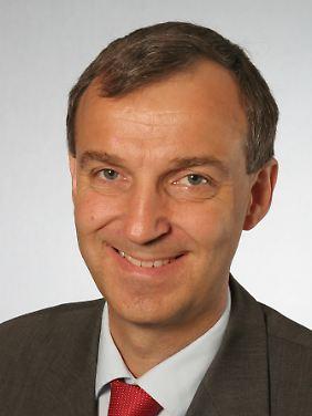 Professor Thomas Werfel arbeitet an der Klinik für Dermatologie und Venerologie der Medizinischen Hochschule Hannover.