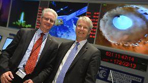 Mehrere Satellitenstarts geplant: Esa hat geschäftiges Jahr vor sich