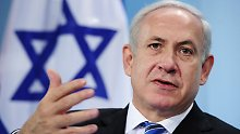 Benjamin Netanjahu fordert einen härteren Kurs gegenüber dem Iran.