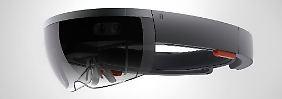 Microsofts Computerbrille: HoloLens erweitert die Realität