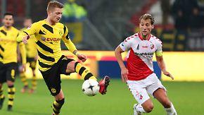 Dritter Sieg im dritten Test: Dortmund findet zu alter Form zurück