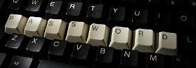 So einfach geht's: Passwörter richtig wählen und nutzen