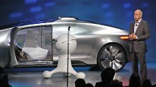 Wunsch- oder Albtraum: Wer will autonomes Fahren im E-Auto?
