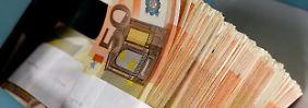 """Draghi verkündet Anleihekäufe: """"EZB verschießt ihre letzte Patrone"""""""
