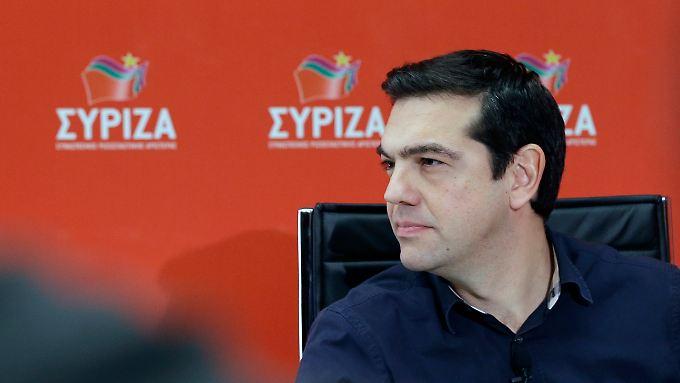 Griechenland vor der Wahl: Linkspartei Syriza liegt in Wählergunst deutlich vorn