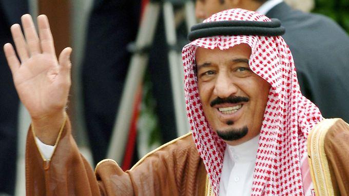 Auch der neue saudische König Salman wird wohl an der Strategie des billigen Öls festhalten.