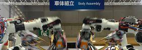 """Ziel ist die Weltspitze: Japan beschließt die """"Roboter-Revolution"""""""