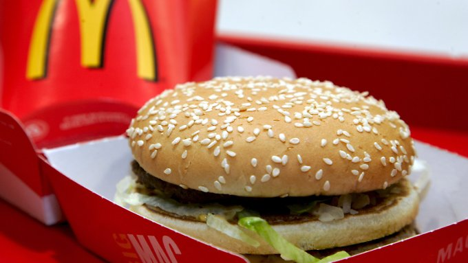 Der Appetit auf Burger und Co. hat offenbar nachgelassen.
