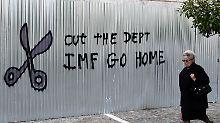 Wahl in Griechenland: Die Hoffnung dürfte siegen