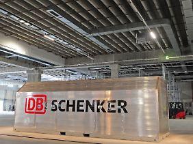 Die Bahntochter DB Schenker leidet unter den Kartellabsprachen.
