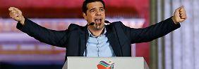 "Links-Rechts-Koalition in Griechenland: ""Ein geradezu frivoles Politik-Experiment"""