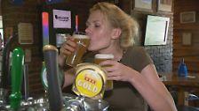 """Tag 11 im Dschungel: """"Endlich ein Bier, Prost Deutschland!"""""""