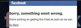 Ausfall am Morgen: Facebook ist für fast eine Stunde offline