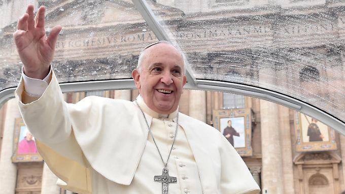 Papst Franziskus verkörpert die Hoffnung vieler Menschen auf eine Öffnung der katholischen Kirche.