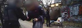 Polizei ist machtlos: Drogendealer treten immer aggressiver auf