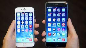 Quartalszahlen knacken alle Rekorde: iPhone 6 macht Apple noch reicher