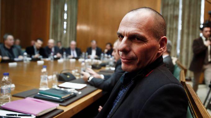 Giannis Varoufakis: Aus der Forschung und Beratung ins Ministeramt.