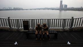 Brücke der Selbstmörder in Seoul: Leistungsdruck zwingt viele Südkoreaner in den Freitod