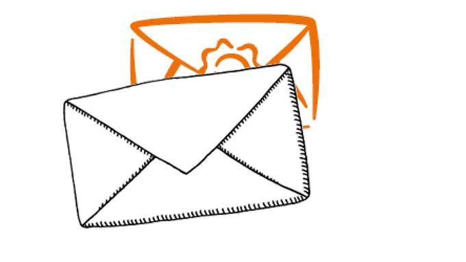 Zwei E-Mail-Dienste teilen sich bei Stiftung Warentest den Sieg.