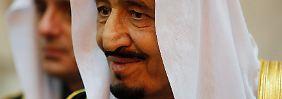 Person der Woche: König Salman - er sät Terror und erntet Krieg