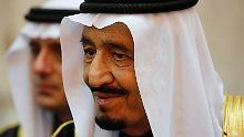 Saudische Kontinuität beim Öl: König Salman baut Machtzentrum um