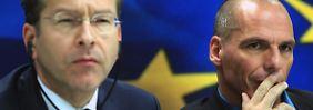 Eklat in Athen: Griechenland wirft die Troika aus dem Land