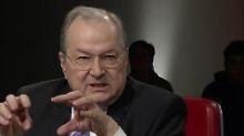 """""""Das Duell"""" zu Flüchtlingskrise: Buschkowsky nimmt Wirtschaft in die Pflicht"""