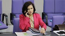 Zeit für etwas Neues: Katherina Reiche wechselt von der Politik in die Wirtschaft. Die Parlamentarische Staatssekretärin im Verkehrsministerium wird künftig Geschäftsführerin des Verbandes Kommunaler Unternehmen.