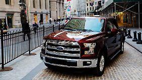 Meistverkauft: Ford F-150: US-Automarkt ist zurück auf der Überholspur