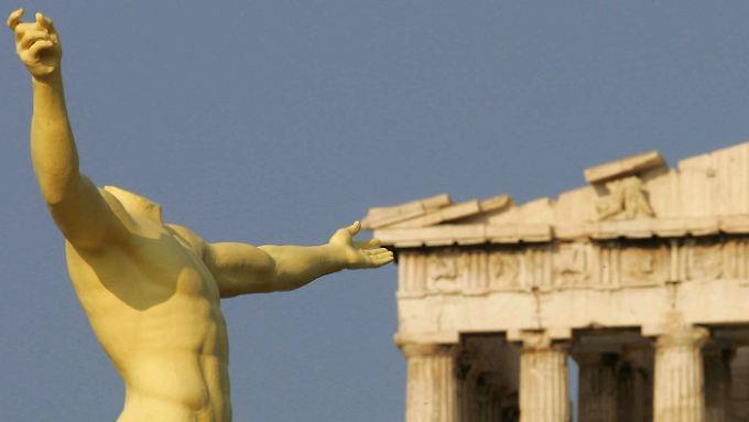 Der Druck auf die Eurozone nimmt zu, die griechische Schuldenkrise zu lösen.