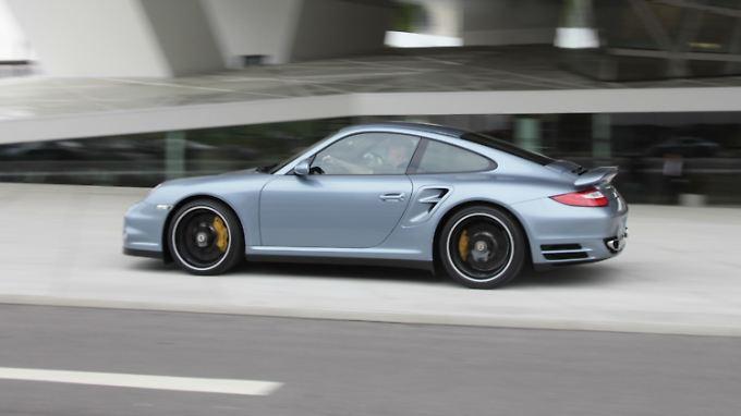 Wurde der Porsche 911 ordentlich gepflegt, kann der Gebrauchtwagenkäufer mit dem Sportler nichts falsch machen.
