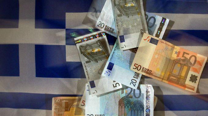 In der Schweiz lagern griechische Gelder.